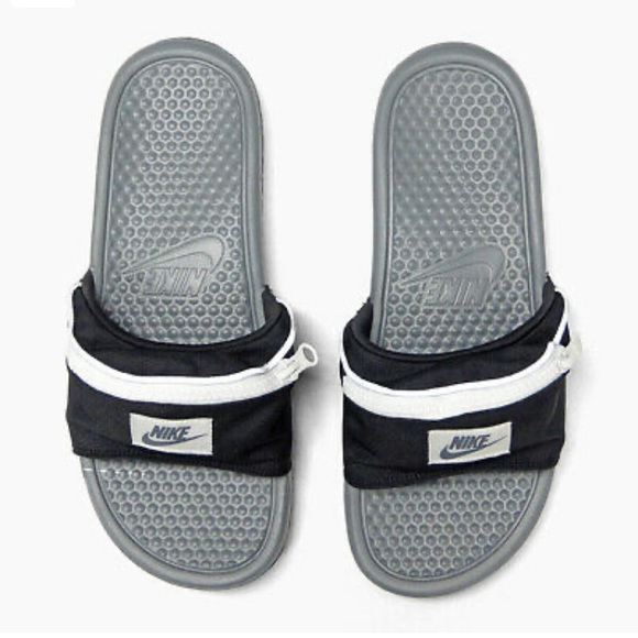 fanny pack nike shoes